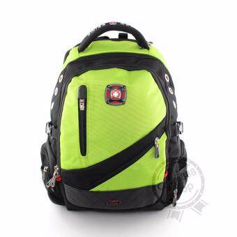 Harga Swiss Gear Backpack KW079/18 /GE - Green New!