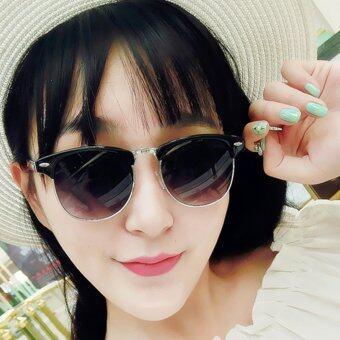 KPshop แว่นกันแดดผู้หญิง แว่นตาแฟชั่น แว่นตาเกาหลี รุ่น LG-045