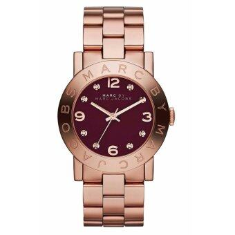 Harga Marc by Marc Jacobs MBM8618 36mm Rose Gold Tone Stainless Steel Watch