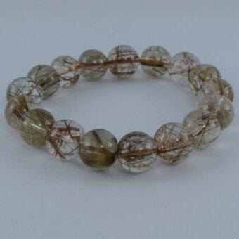 Pearl Jewelry กำไลหินไหมจักรพรรดิ์ A13