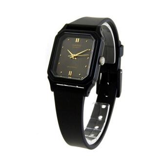 Casio Standard นาฬิกาข้อมือผู้หญิง - รุ่น LQ-142E-1ADF Black (ดำ)