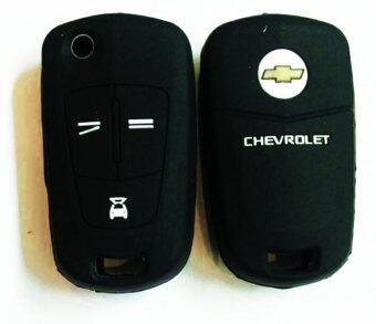 WASABI ซิลิโคนกุญแจ Chevrolet Captiva แถมฟรี ผ้าไมโครไฟเบอร์