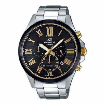 นาฬิกาข้อมือCasio Edifice Chronographรุ่นEFV-500BD-1A(Silver)