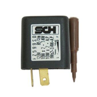 SCH XFlash Flasher Relay รีเลย์แบบปรับได้ อัตรากระพริบปรับได้ 150 - 420 ครั้ง/นาที