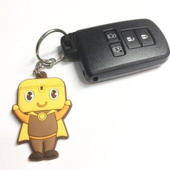 KPTGOLD พวงกุญแจ KPTMAN 2 อัน