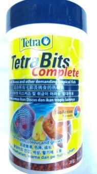 Tetra Bit Complete อาหารปลาเม็ดจมจากประเทศเยอรมัน 30g