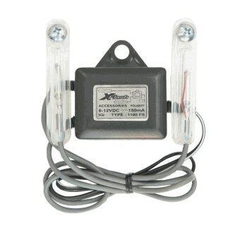 SCH XFlash ไฟแฟลช คู่ - สีขาวใส