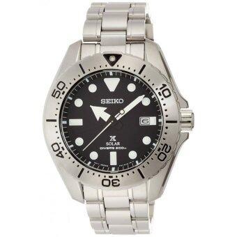 นาฬิกา SEIKO Prospex SOLAR Diver's 200 m Titanium SBDJ009