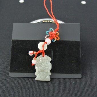 Pearl Jewelry หยกแก้ชง หยกมงคล ในปี 2560 สำหรับผู้เกิดปีฉลู (วัว) J02