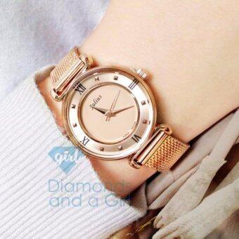 นาฬิกาข้อมือ Julius JA-728