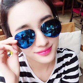KPshop แว่นกันแดดผู้หญิง แว่นตาแฟชั่น แว่นตาเกาหลี รุ่น LG-014