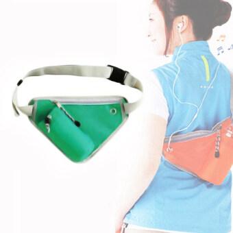 lisaกระเป๋าใส่ขวดน้ำเก็บความเย็น กระเป๋าเก็บความเย็น กระเป๋าเก็บอุณหภูมิ กระเป๋าสะพายข้าง กระเป๋าเดินทางlisa0090-greenเขียว