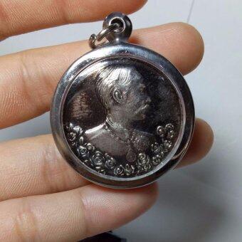 phra mongpol 0134เหรียญรูปเคารพ รัชกาลที่ 5 .