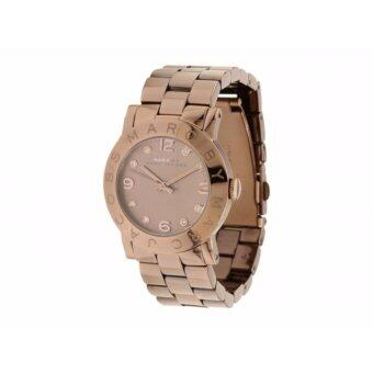 Harga Marc by Marc Jacobs Amy Espresso Watch MBM3119