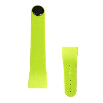 สายรัดข้อมือสายรัดข้อมือแทนนาฬิกาสำหรับ sony SmartBand การพูดคุย SWR30 สีเขียว