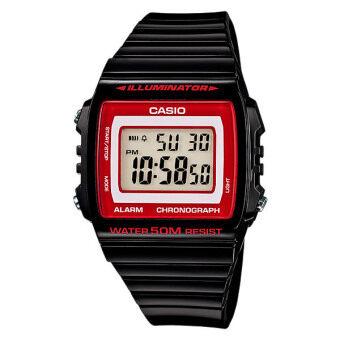 Casio Standard นาฬิกาข้อมือ รุ่น W-215H-1A2