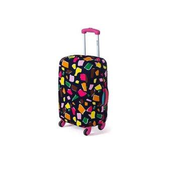 ปกกระเป๋าเดินทาง (สไตล์: รูปหลายเหลี่ยม)