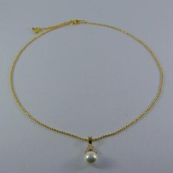 Pearl Jewelry สร้อยคอจี้มุก Inspire
