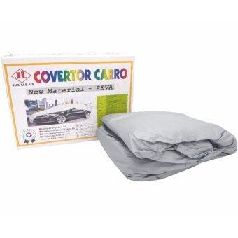 Covertor Carro ผ้าคลุมรถ ผ้าคลุมรถยนต์ ขนาดใหญ่พิเศษ [XL] ขนาด 533x175x119 cm