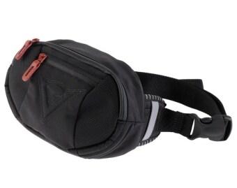 Dainese กระเป๋าคาดเอว Belt Bag S(สีดำ)