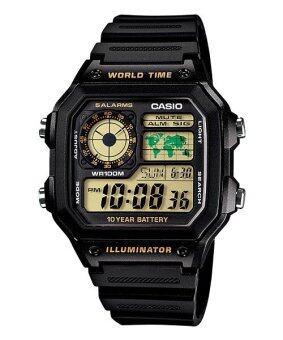 Casio Standard นาฬิกาข้อมือ - รุ่น AE-1200WH-1B