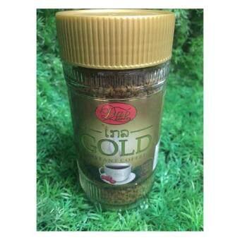 Dao coffee กาแฟสำเร็จรูป สูตร Gold ขนาด100g. สำหรับคอกาแฟที่ชอบความเข้มเต็มรสชาติ