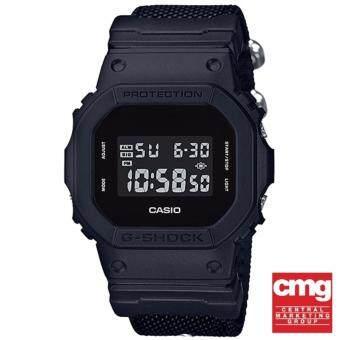 นาฬิกาข้อมือ Casio G-Shock รุ่น DW-5600BBN-1DR (ประกันศูนย์CMG 1ปี)