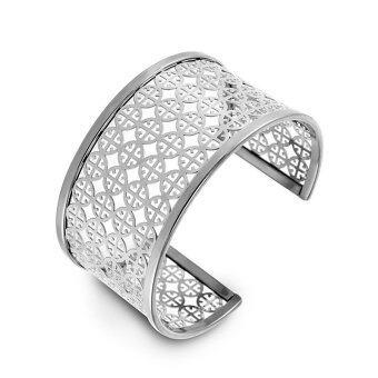 555jewelry กำไล รุ่น FSBG121-A (สี Steel)
