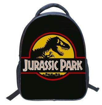 Fashion Novelty Kids Cool Dinosaur Backpack Children School Bag - intl