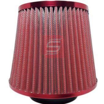 Speed Studio กรองเปลือยผ้า ทั่วไป ฐาน 6 นิ้ว ปาก 3 นิ้ว (สีแดง)