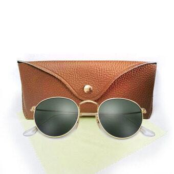 แว่นกันแดด Oculos De Sol-3447-GOLD