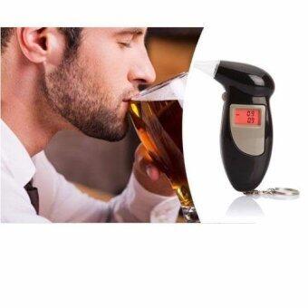 Alcohol Digital LCD Breath Tester เครื่องตรวจวัดแอลกอฮอลล์