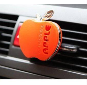 Air purification Machineเครื่องฟอกอากาศเอนกประสงค์ ฟอกอากาศในรถยนต์(Orange)กลิ่นหอม:ส้ม