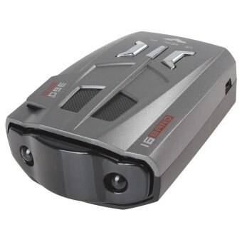 Harga New High Quality Car Anti-Police GPS Radar Detector Voice Alert Laser V9 LED Grey - Intl