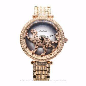 นาฬิกาข้อมือ Mashali รุ่น M-20025E-rosegold