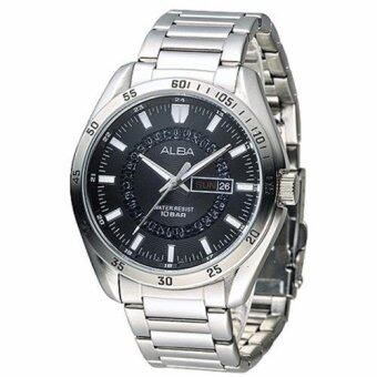 ALBA นาฬิกาข้อมือผู้ชาย สายสแตนเลส รุ่น AV3161X1