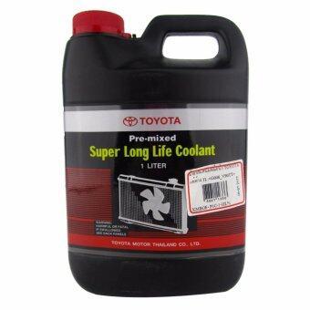 Toyota น้ำยากันสนิมหม้อน้ำ 1 ลิตร(12 to 12.9 Quarts)