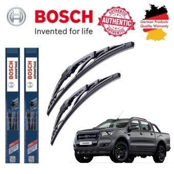 ใบปัดน้ำฝน Bosch Advantage ขนาด 18 นิ้ว และ 18 น้ิว สำหรับ Ford RANGER Year 00 -