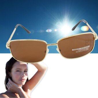 Elit แว่นตากันแดดแฟชั่น แว่นตาขับรถกลางคืน ป้องกันแสงสะท้อน กันน้ำ Polarized UV Sunglasses