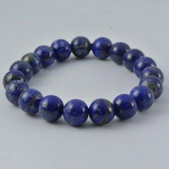 Pearl Jewelry กำไลหินลาปีสราซูลี่ A15