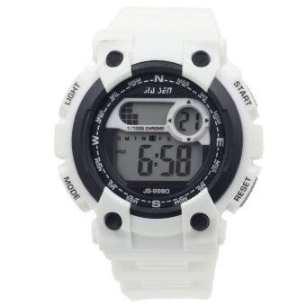 S SPORT นาฬิกาข้อมือ Unisex ได้ทั้งชายและใส่หญิง - GP9208 (White)