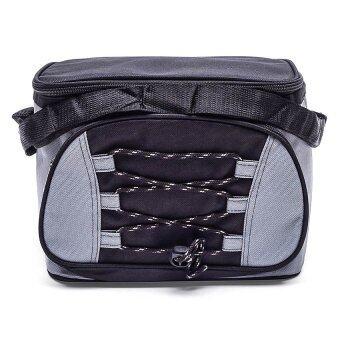 DM กระเป๋าเก็บความเย็น (สีเทา)