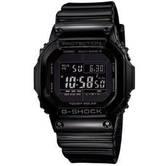 Casio G-Shock นาฬิกาข้อมือผู้ชาย สายเรซิ่น รุ่น GW-M5610BB-1 - สีดำ(Black)