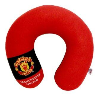 Manchester United หมอนรองคอ ตัวยู ลิขสิทธิ์แท้