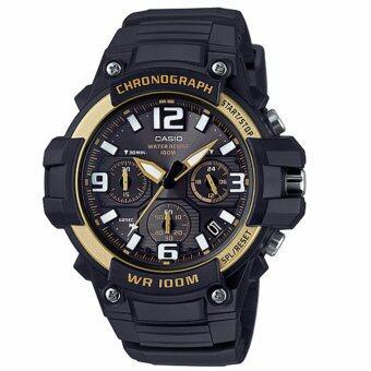 Casio MCW-100H-9A2V นาฬิกาผู้ชาย สายเรซิ่น