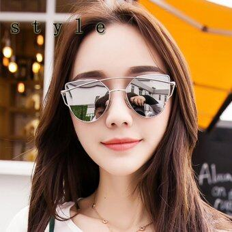 KPshop แว่นกันแดดผู้หญิง แว่นตาแฟชั่น แว่นตาเกาหลี รุ่น LG-058