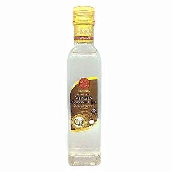 น้ำมันมะพร้าวอินทรีย์สกัดเย็น ตราชีวาดี (250 ml)