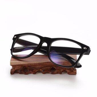 แว่นตากันแดด เลนส์ใส รุ่น OPTIC 926W - Black .