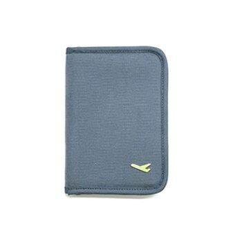 Daisiกระเป๋าใส่พาสปอร์ต กระเป๋าแฟชั่น กระเป๋า ที่จัดระเบียบกระเป๋า กล่องอเนกประสงค์Daisi0091-greyเทา