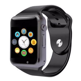 รีวิว MEGA Fashion Smart Watch with Bluetoothรุ่น MG0032 (Black/Black) สินค้ายอดนิยม